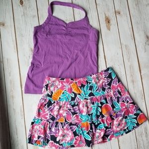 Girls The children's place outfit. Size 10/12